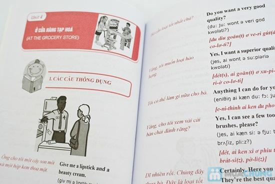 Tự học đàm thoại tiếng Anh cấp tốc + Tự học tiếng Anh cấp tốc cho người mới bắt đầu. Chỉ với 89.000đ - 10