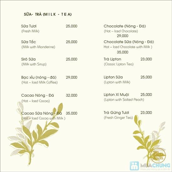 Combo Điểm tâm sáng + vé bơi cho 02 người tại Vườn Ẩm thực Bến Xưa - Chỉ 99.000đ - 4