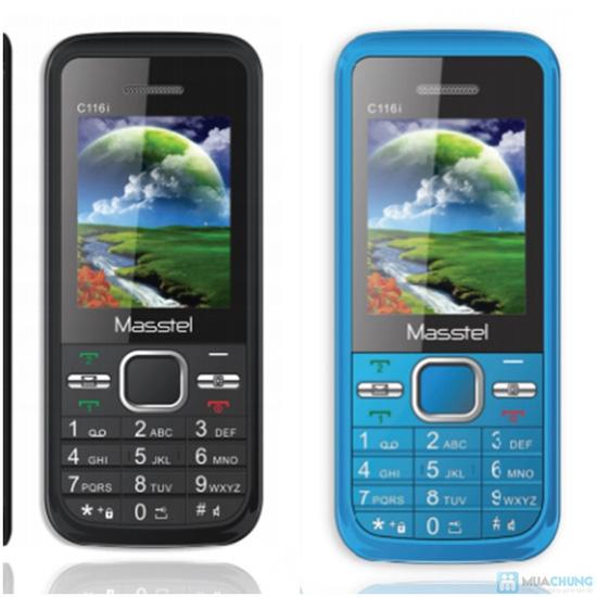 Điện thoại masstel C116i - 6