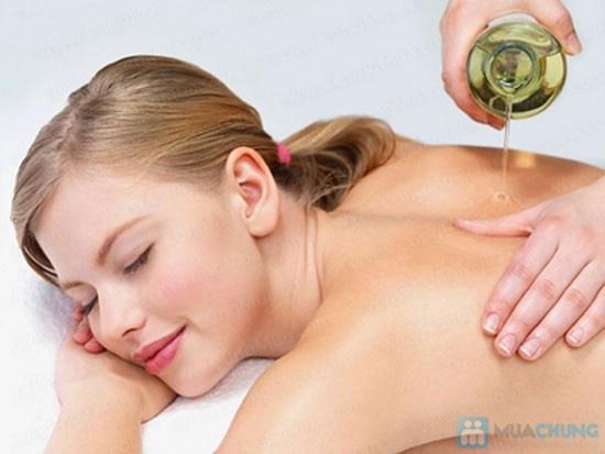 Massage body tinh dầu + rửa mặt đắp mặt nạ tại Spa & Wedding Studio Kim Ngân chỉ với 100.000đ - 2