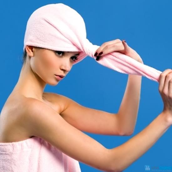 Combo 03 khăn tắm hè mềm mại - 2