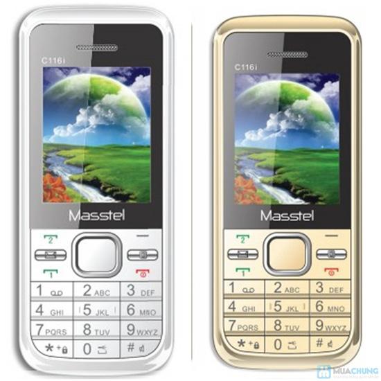 Điện thoại masstel C116i - 5