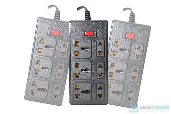 Ổ cắm điện 6 lỗ cắm VINAKIP dây dài 3m - 7