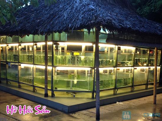 Combo Điểm tâm sáng + vé bơi cho 01 người tại Vườn Ẩm thực Bến Xưa - Chỉ 99.000đ - 2