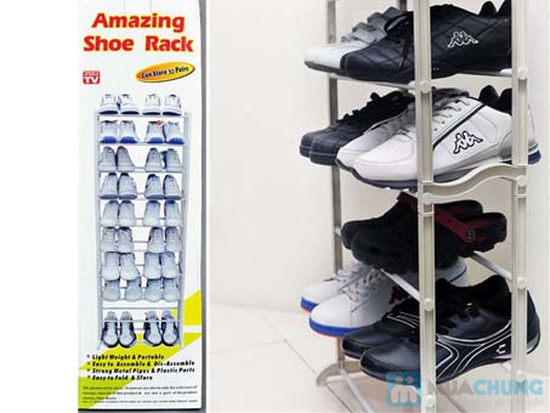Giá để giầy dép 10 tầng - 2