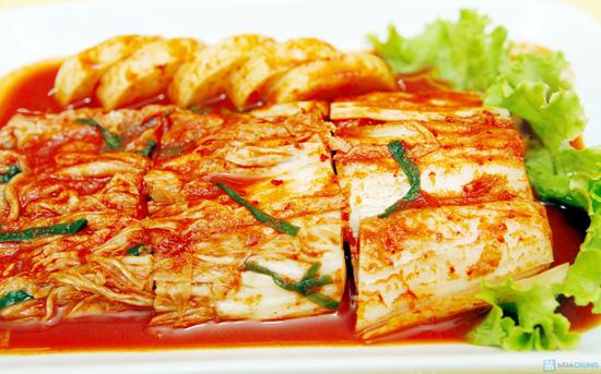 Set ăn cao cấp cho 4 người tại nhà hàng Bắc Triều Tiên - 5