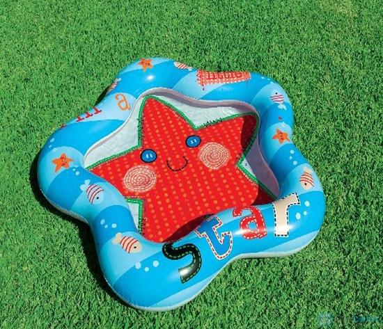 Bể bơi bơm hơi Intex hình sao - 2