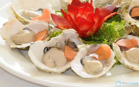 Buffet tại nhà hàng Thùy Dương - 3