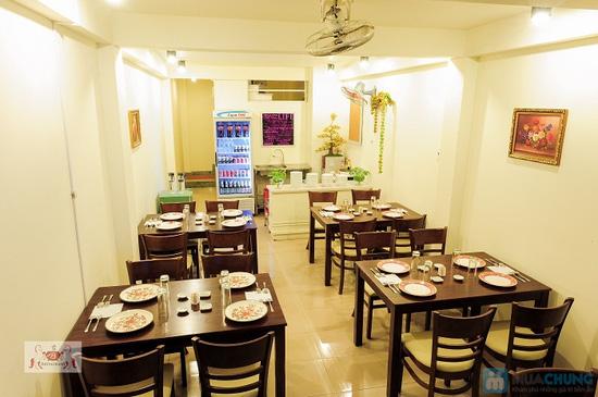 Combo 2 tô bún cua đồng hoặc bánh đa cua + 2 ly nước ngọt tại Nhà hàng B - Chỉ 49.000đ - 2