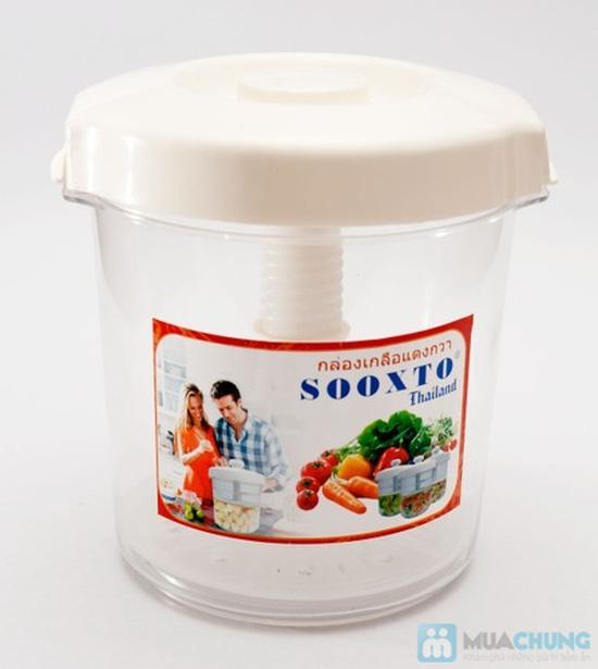 Hộp muối dưa cà SOOXTO - 1