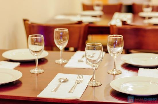 Combo 2 tô bún cua đồng hoặc bánh đa cua + 2 ly nước ngọt tại Nhà hàng B - Chỉ 49.000đ - 5