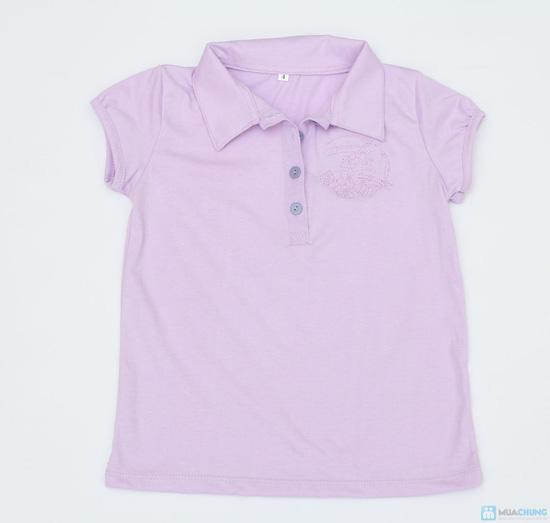 Combo 2 áo cotton cổ bẻ cho bé từ 3 đến 6 tuổi - 5