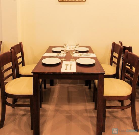 Combo 2 tô bún cua đồng hoặc bánh đa cua + 2 ly nước ngọt tại Nhà hàng B - Chỉ 49.000đ - 4