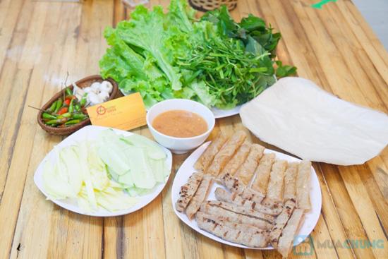 Phiếu thưởng thức món ăn tại Quán Nem Nướng 999 - Chỉ 56.000đ được phiếu 80.000đ - 1