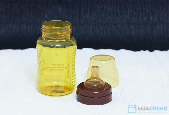 Combo 2 bình sữa + 2 núm vú Baby Dream cho bé từ 0 - 3 tuổi, xuất xứ Hàn Quốc - Chỉ 420.000đ/bộ - 2
