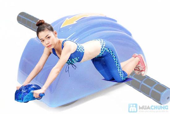 Máy tập cơ bụng tình yêu Roller Slide - 12