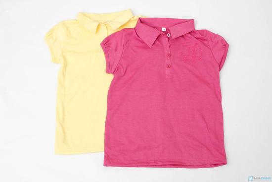 Combo 2 áo cotton cổ bẻ cho bé từ 3 đến 6 tuổi - 2