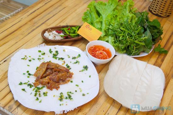 Phiếu thưởng thức món ăn tại Quán Nem Nướng 999 - Chỉ 56.000đ được phiếu 80.000đ - 2