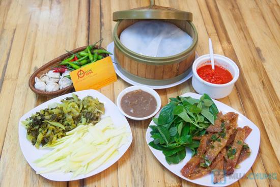 Phiếu thưởng thức món ăn tại Quán Nem Nướng 999 - Chỉ 56.000đ được phiếu 80.000đ - 3