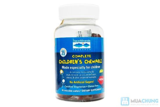 Viên dẻo vitamin trẻ em hương trái cây - Chỉ 243.000đ/01 hộp - 7