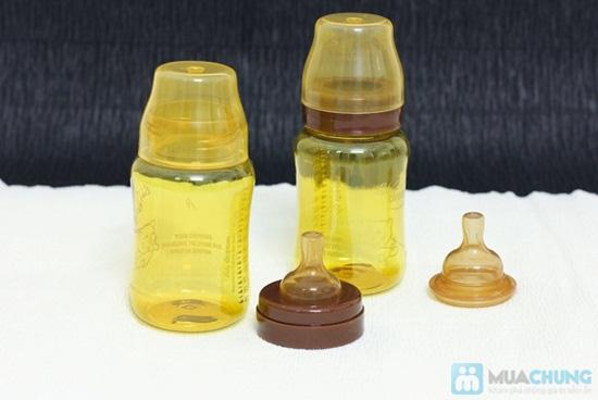 Combo 2 bình sữa + 2 núm vú Baby Dream cho bé từ 0 - 3 tuổi, xuất xứ Hàn Quốc - Chỉ 420.000đ/bộ - 4