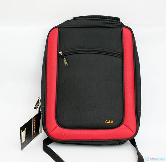 Balo G&B 017 tặng kèm áo mưa cho túi trị giá 45k - 1