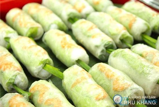 Buffet trưa  tại NH hải sản Phú Khang - Chỉ 99.000đ/ 01 người - 15