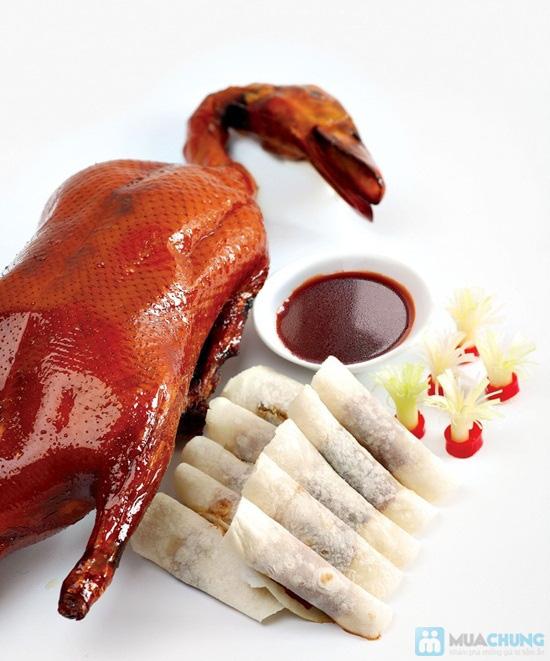 Vịt quay Bắc Kinh dành cho 4-5 người tại nhà hàng Hồng Kông - Chỉ với 396.000đ - 1