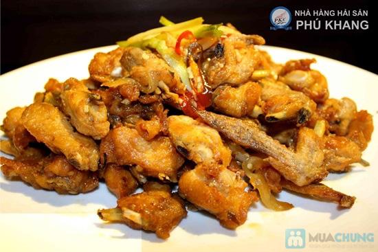 Buffet trưa  tại NH hải sản Phú Khang - Chỉ 99.000đ/ 01 người - 3