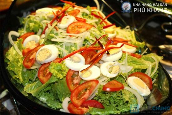 Buffet trưa  tại NH hải sản Phú Khang - Chỉ 99.000đ/ 01 người - 6