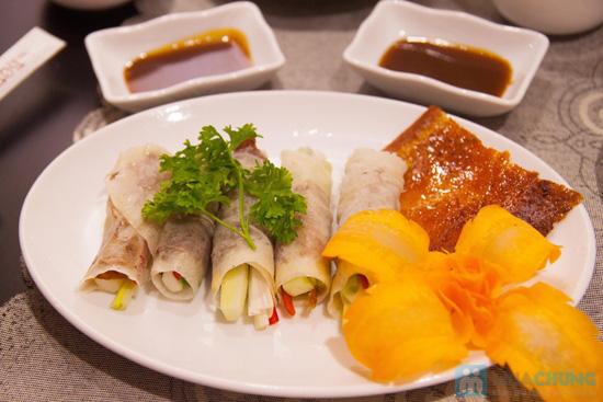 Vịt quay Bắc Kinh dành cho 4-5 người tại nhà hàng Hồng Kông - Chỉ với 396.000đ - 3