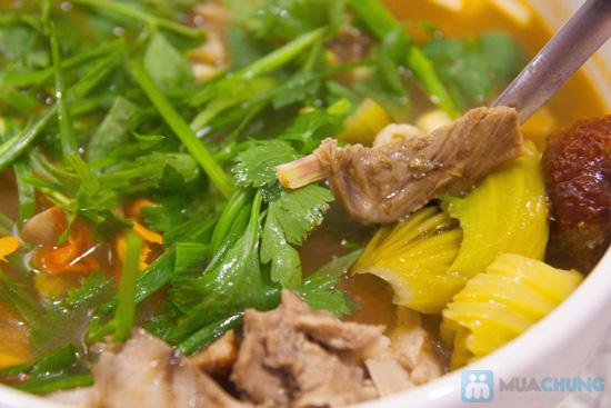 Vịt quay Bắc Kinh dành cho 4-5 người tại nhà hàng Hồng Kông - Chỉ với 396.000đ - 8