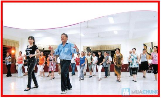 Khóa học Belly Dance hoặc Khiêu vũ giao tiếp (12 buổi) - Chỉ 150.000đ - 4