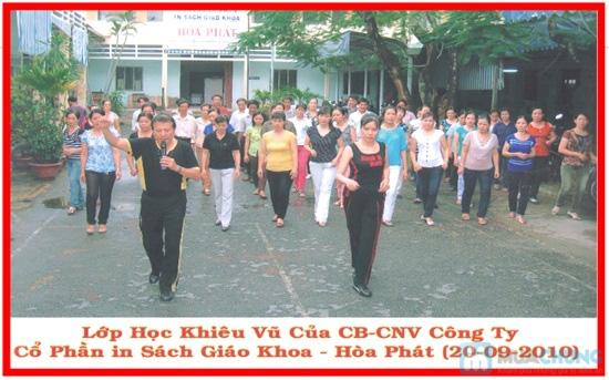 Khóa học Belly Dance hoặc Khiêu vũ giao tiếp (12 buổi) - Chỉ 150.000đ - 7