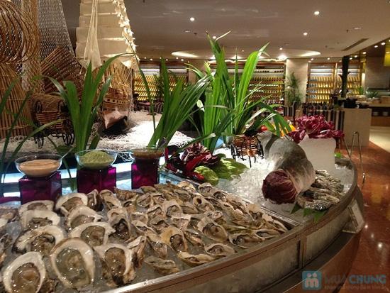 Buffet dinner seafood tại nhà hàng La Mezzanine- Chỉ 401.000đ/ 01 người - 5