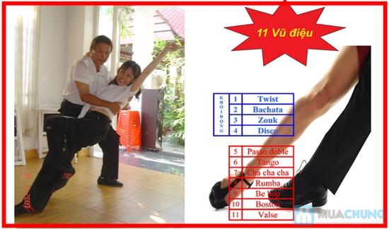 Khóa học Belly Dance hoặc Khiêu vũ giao tiếp (12 buổi) - Chỉ 150.000đ - 2
