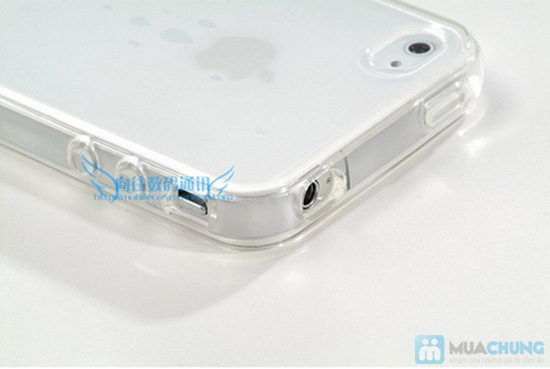 Ốp lưng Silicon cho iPhone 4/4S hoặc iPhone 5 - 4