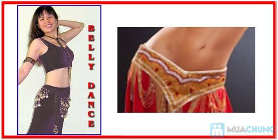 Khóa học Belly Dance hoặc Khiêu vũ giao tiếp (12 buổi) - Chỉ 150.000đ - 3
