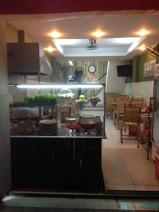 Phiếu thưởng thức món ăn tại Quán Nem Nướng 9999 - Chỉ 56.000đ được phiếu 80.000đ - 2