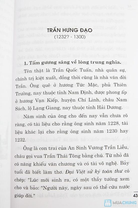 Kể chuyện gương hiếu thảo + Danh nhân thế giới + Danh nhân Việt Nam. Chỉ với 76.000đ - 5