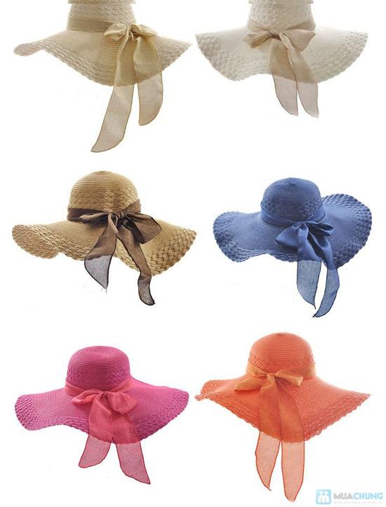 Mũ đi biển thời trang quyến rũ - Chỉ 115.000đ/ 01 chiếc - 9
