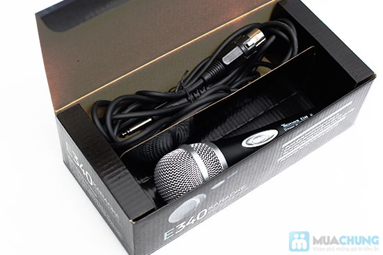 MicroPhones Karaoke E340 - 1