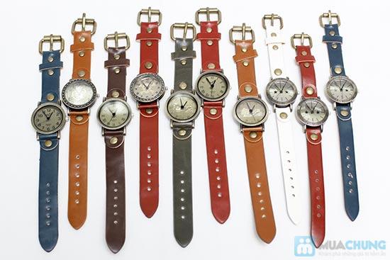 Đồng hồ thời trang, kiểu dáng cực teen - Chỉ 90.000đ/01 chiếc - 1