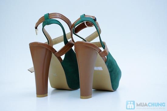 Phiếu mua Giày cao gót tại Shop T & T - Chỉ 205.000đ được phiếu 350.000đ - 7