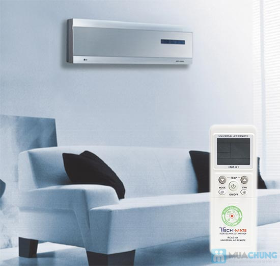 Remote máy lạnh đa năng, kiểu dáng nhỏ gọn, tiện dụng - Chỉ 108.000đ/ 1 chiếc - 2