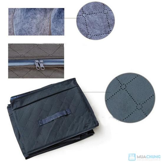 Túi đựng đồ loại cứng, than hoạt tính - 3