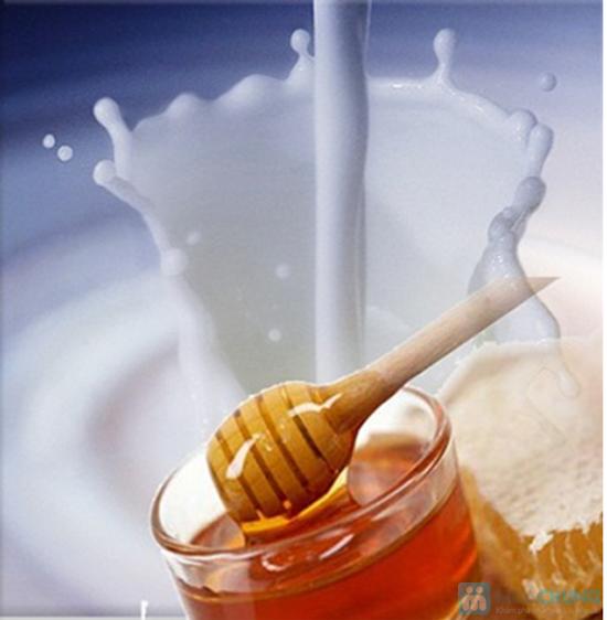 Tẩy da chết với cám gạo + Tắm bồn với sữa tươi và mật ong tại Lavender Day Spa - Chỉ 256.000đ - 5