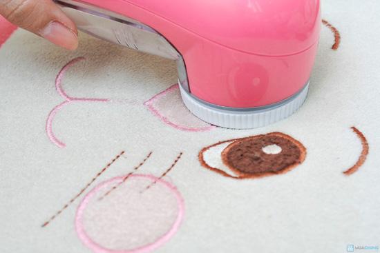 Dụng cụ cắt lông xù và hút bụi quần áo chạy điện - Mạnh hơn, Bền hơn - 6