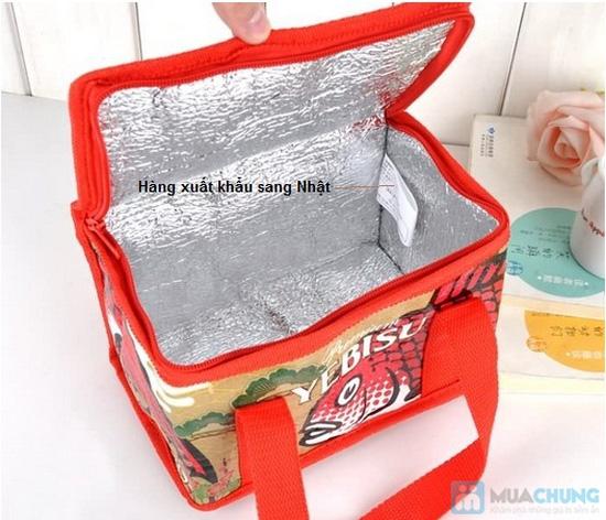 Combo 02 túi giữ nhiệt nóng, lạnh hình cá - 4