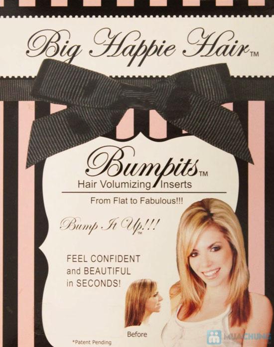 Bộ 05 kẹp phồng tóc Bumpits cho phái đẹp - 2